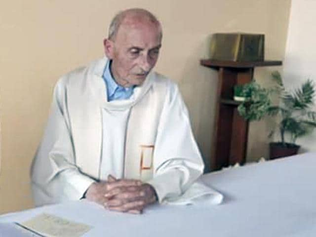 French Priest Jacques Hamel was killed on Tuesday, July 26 when two attackers slit the throat of the priest who was celebrating Mass Saint-Etienne-du-Rouvray, in France.