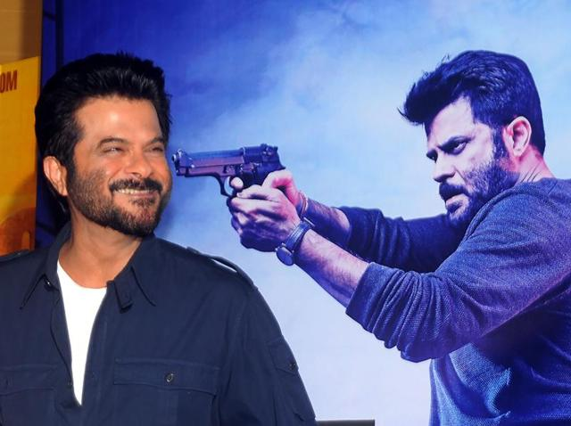 Anil, who stars in the lead role and has also produced the show, says he never discriminated against 24.