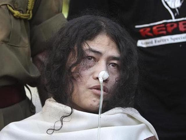Irom Sharmila on Tuesday declared she was ending her fast and would contest assembly polls in 2017 as an independent candidate.