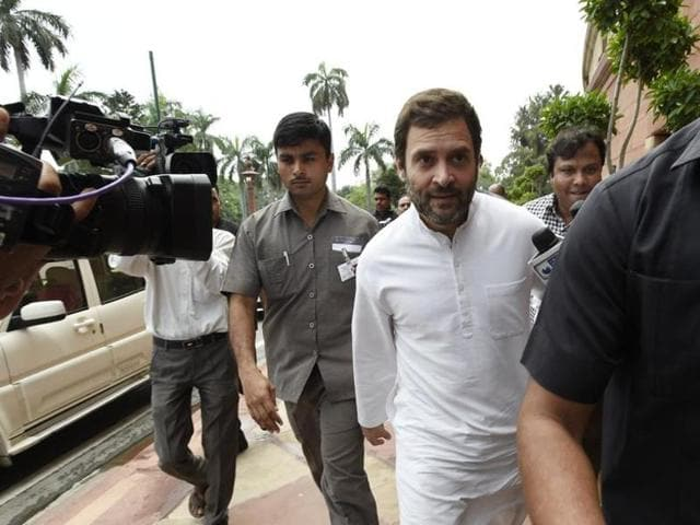 The Supreme Court adjourned hearing into the defamation case filed against Rahul Gandhi by the RSS.