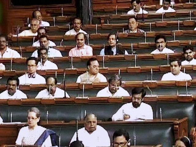 Lok Sabha passes Lokpal, Lokayukta amendment bill without ...