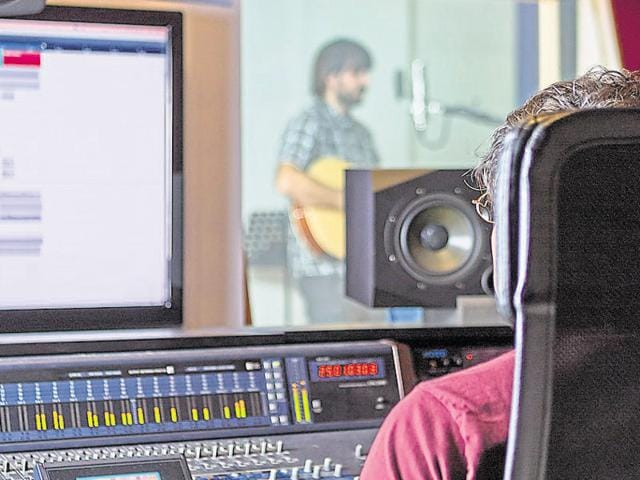 Sound engineers are responsible for recording and mixing voices, including post-production for video and film, as well as music and sound effects for movies, television and radio. istock