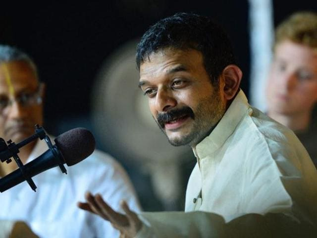 """TM Krishna was chosen for the award under the Emergent Leadership category for bringing """"social inclusiveness in culture""""."""