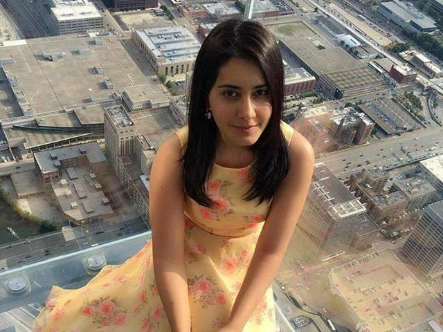 Raashi Khanna has worked in Telugu films such as Jil and Supreme.