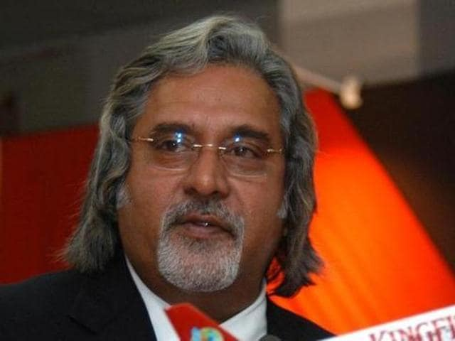 Grounded for more than three years, Mallya's plane was infested with damp and fungus, said officials