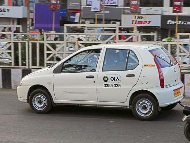 Ola,Uber,Surge pricing