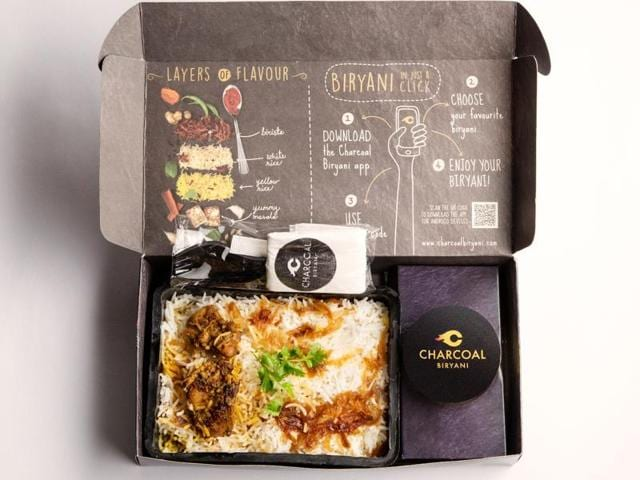 The Curry Brothers delivers freshly made curry meal combinations such as pork vindaloo and mutton kosha