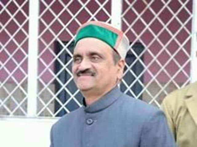 Congress legislators Navprabhat (above) and Rajendra Bhandari were inducted as ministers in the Uttarakhand cabinet on Thursday.