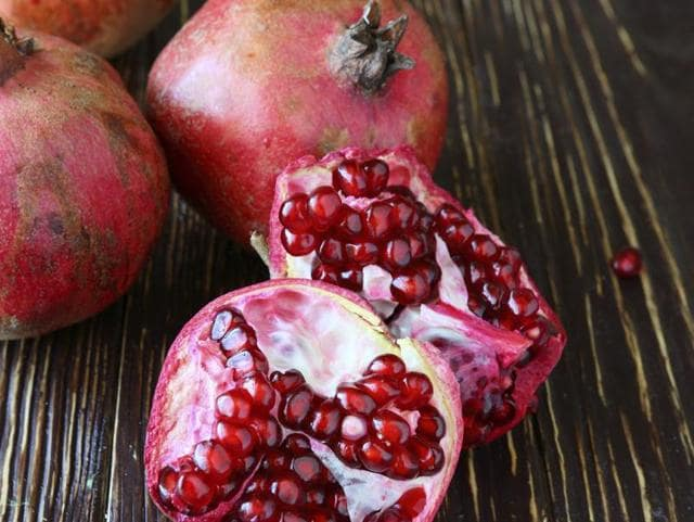 Scientists have found that pomegranate can boost endurance by 42% to 65%.
