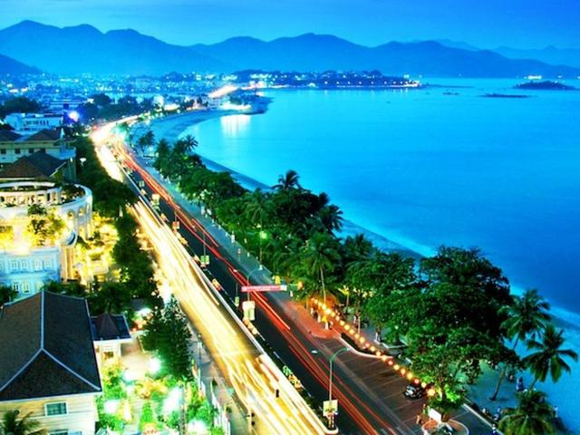 Nha Trang is the most popular tourist beach destination in Vietnam and definitely the most developed in terms of accommodations, restaurants, and nightlife.