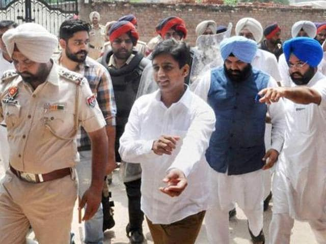 Yadav was booked under relevant sections of the Indian Penal Code (IPC) after one of the accused, Vijay Kumar, arrested in connection with the incident claimed that he had done it at the behest of the AAP MLA.