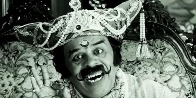 Nandu Pol is a veteran actor having worked in Marathi theatre, films and TV serials for decades.