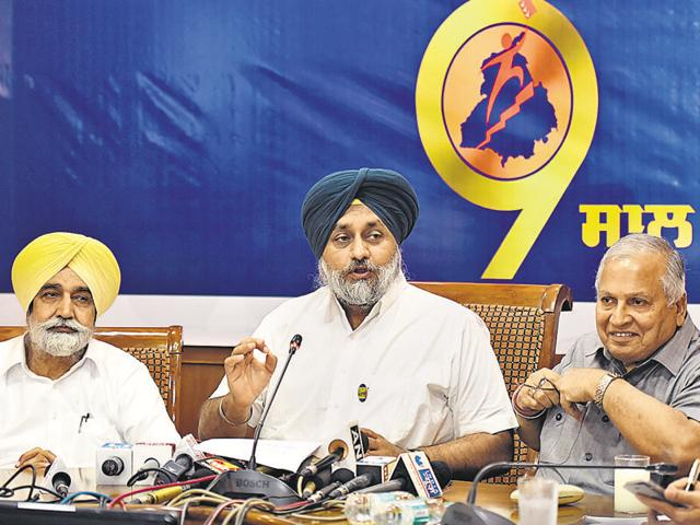 Sukhbir Singh Badal said the small-scale industry paying Rs 5.75 for each unit currently will pay Rs 4.99 now, on a par with what new industry pays.