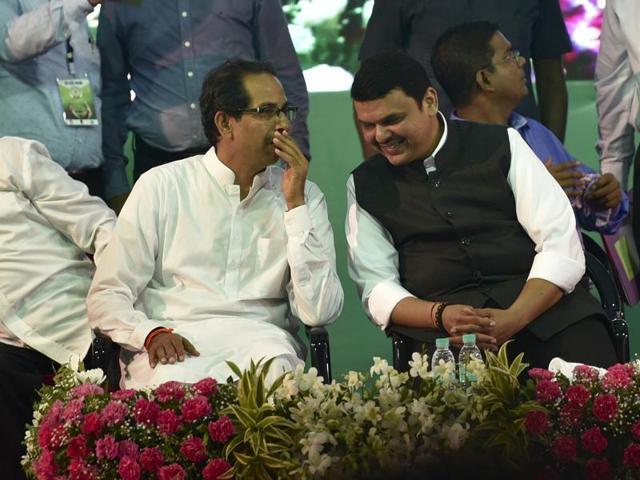 Uddhav Thackeray,Shiv Sena,Devendra Fadnavis