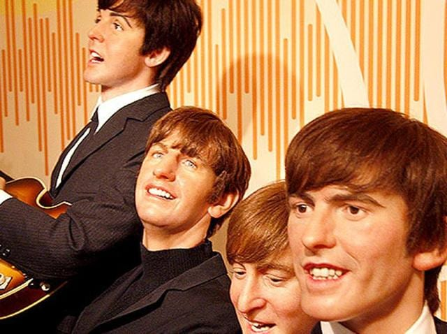 The Beatles great George Harrison left behind many unfinished works before his death in 2001.(Shutterstock)