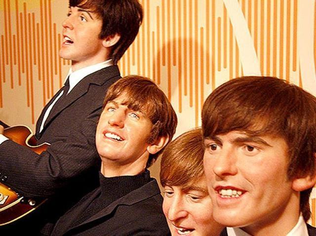 George Harrison,Beatles legend George Harrison,Olivia