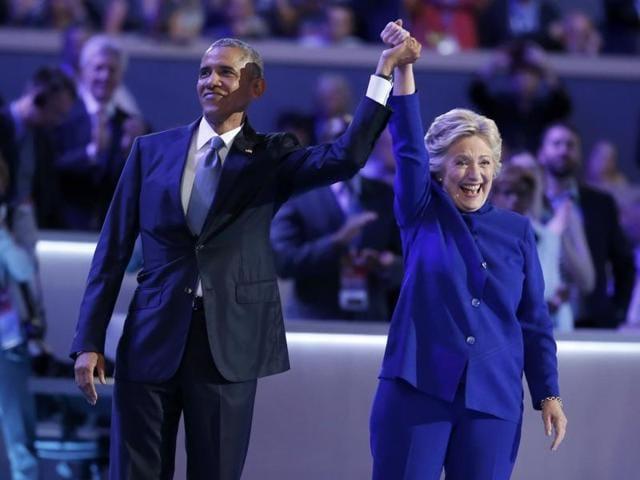 Barack Obama,Democrats,Hillary Clinton