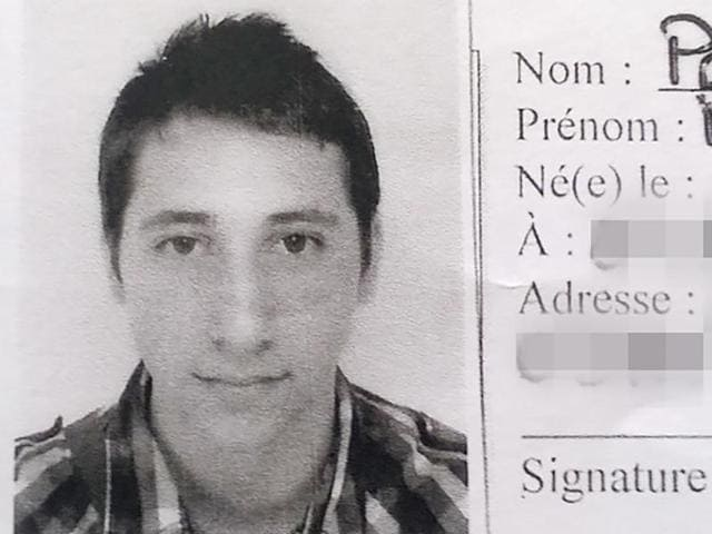 France church attacker