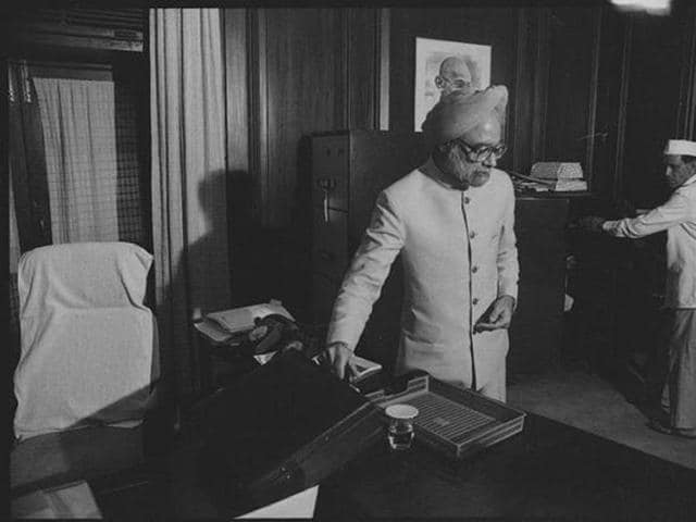 Former prime minister Manmohan Singh said the Babri Masjid's demolition in 1992 did affect the pace of reforms.