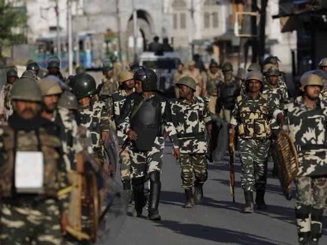 Kashmir unrest,Kashmir protests,Curfew