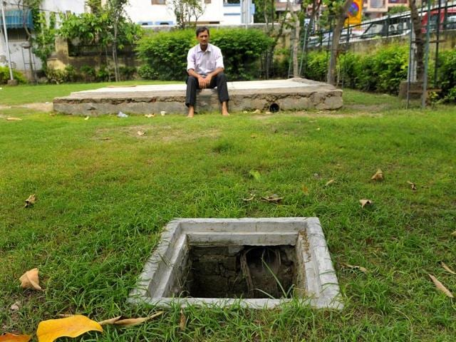 Experts say rainwater harvesting will help replenish the falling groundwater level and fulfil Delhi's water needs.