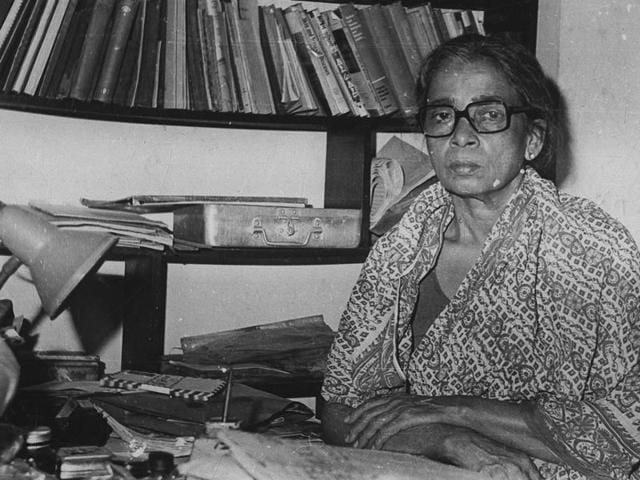 Mahasweta Devi death,Indian author,Activist Mahasweta Devi