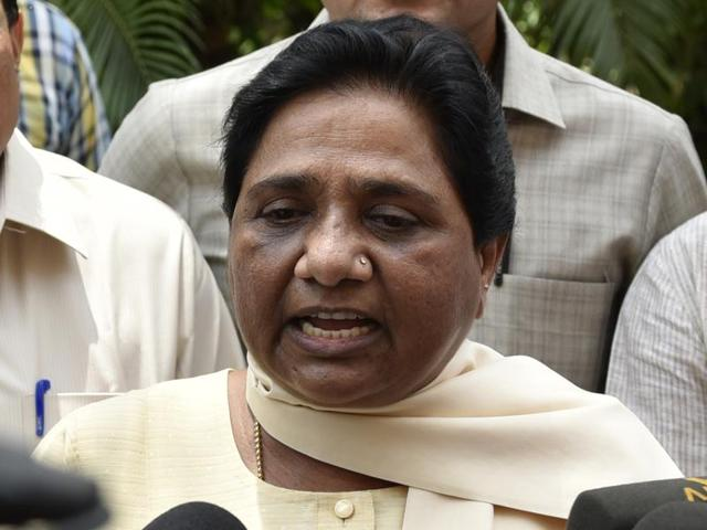 The money-for-ticket controversy has engulfed Mayawati in the past few months, with several leaders accusing her of placing a price to get selected as BSP candidate for the crucial polls.