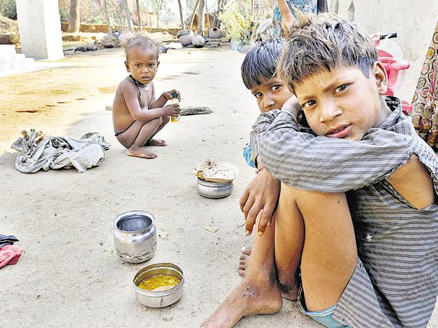 More than 15% of children suffering from severely acute malnutrition are from the rural areas of the state.