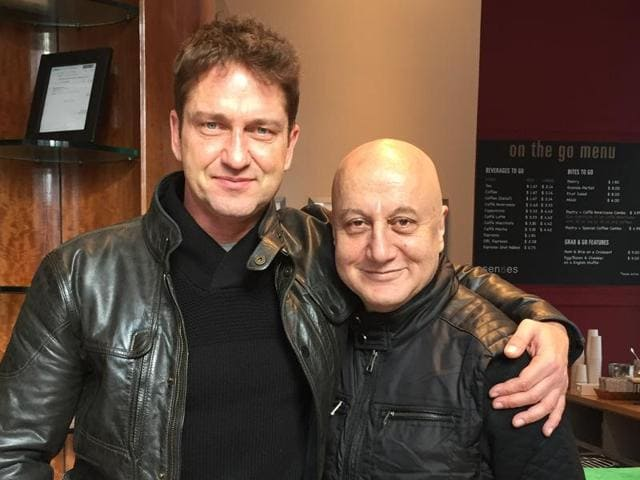 Anupam Kher says it is an honour for him that his movie is being premiered at such a prestigious festival.