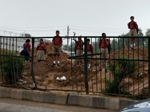 Gurgaon schools