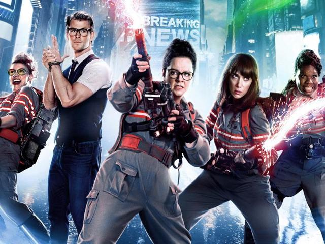 Ghostbusters Review Who Ya Gonna Call The Worst Movie Of All Time Hindustan Times