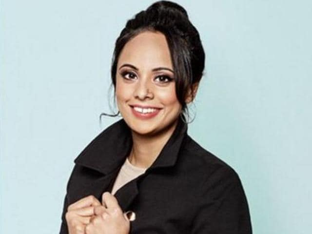 Pavan Amara, the Indian-origin woman who set up a charity in the UK to help rape survivors.