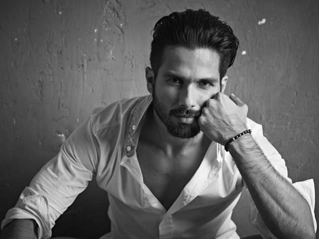"Shahid Kapoor says new talent used to be an ""endangered species"" when he started acting."
