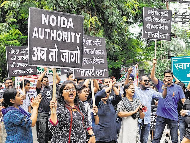Noida,Homebuyers,Jaypee