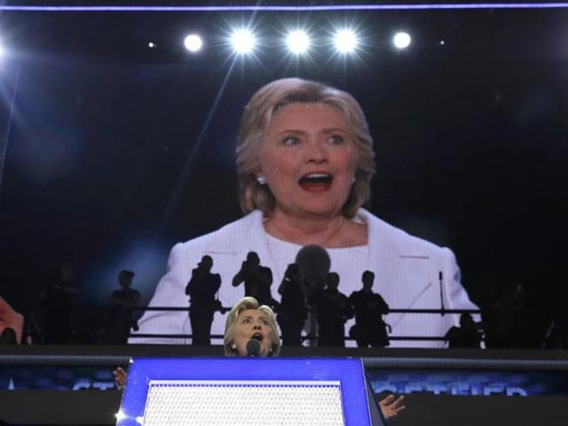 Hillary Clinton,democratic national Convention,US presidential elections