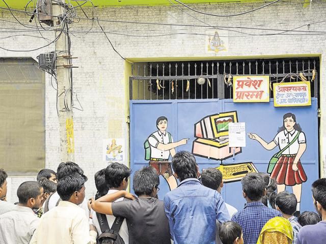 DSP Public School, where the victim used to study, has been closed since Thursday morning.