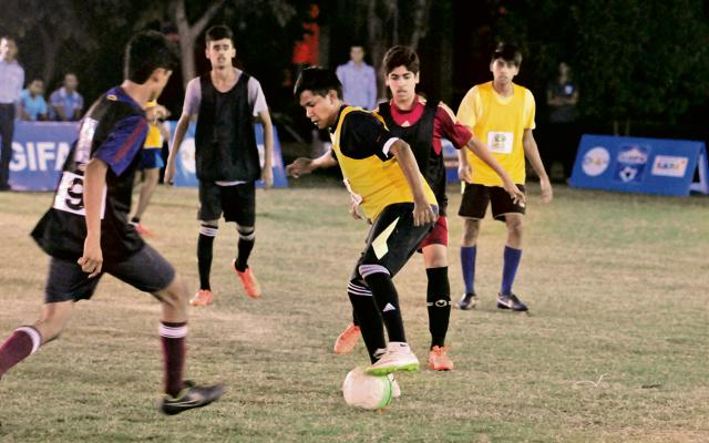 The 14-week long tournament aims to celebrate football, and this year the competition is open across all locations of Delhi-NCR.