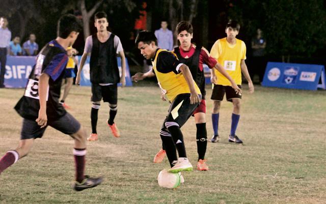 HT GIFA,Hindustan Times,Football