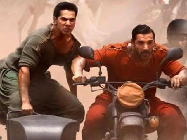 Dishoom Quick Take Varun John Bring The Right Mix Of Pace And