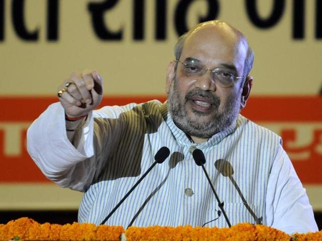 Mentioning his name as Viraj Shah and a resident of Pune, the youth posed as nephew of BJP president Amit Shah and citing a fake theft story in train on Tuesday.