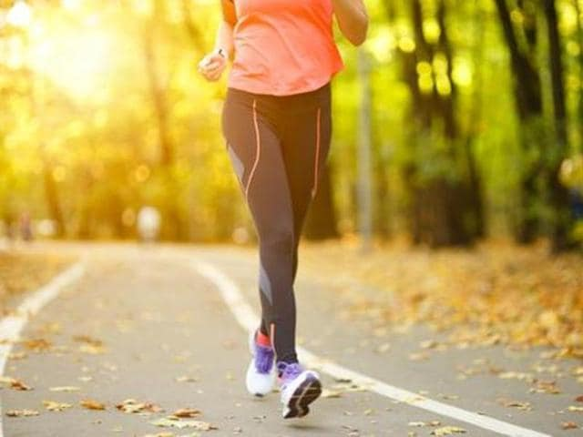 Moderate exercise for two and half hours a week can significantly cut heart risk, says a new study.(Shutterstock)