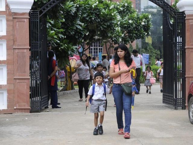 nursery admissions,DPS,Shri Ram Millenium
