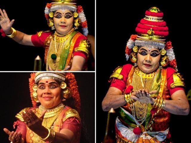 Kalamandalam Girija's entry into the field in the early 1970s also marked a revival of an off-shoot of the two-millennium-old Koodiyattam.
