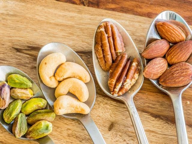 Inflammation,Nuts,Daily diet