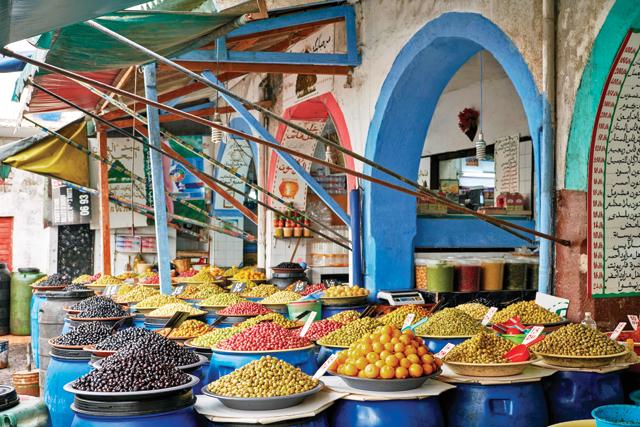 Morocco,Marrakech,Jemaa El Fna