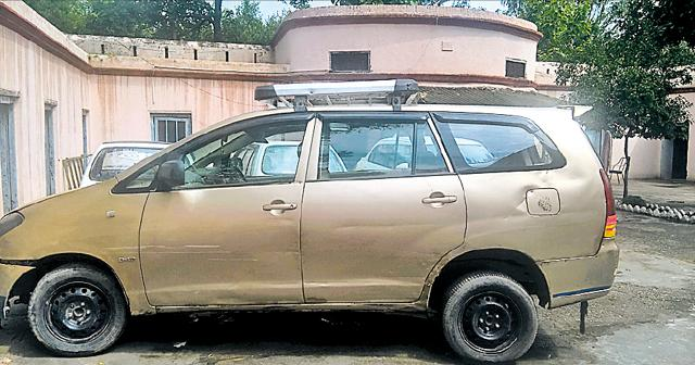 After scanning reams and reams of tape of CCTV footage, police zeroed in on the car's owner in Delhi. This proved to be the clincher.