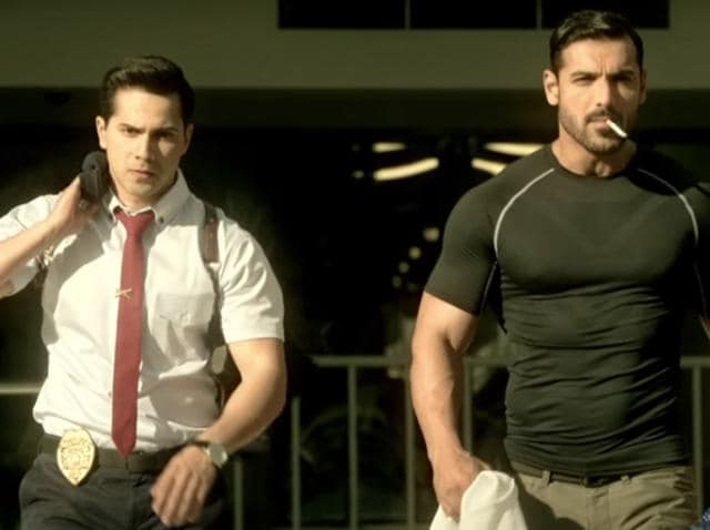Dishoom has well planned action scenes. (YouTube)