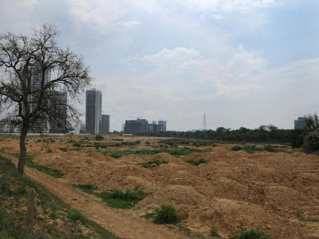 A tussle between the municipal corporation of Gurgaon (MCG) and forest department ensured that 250 rainwater harvesting pits could not be built in and around Ghata village this season, which may well have mitigated the havoc caused by rain over the last two days.