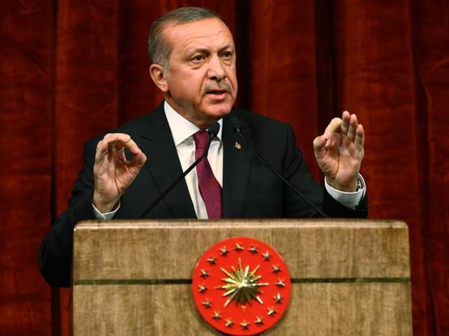 Tayyip Erdogan,Ankara,Turkey