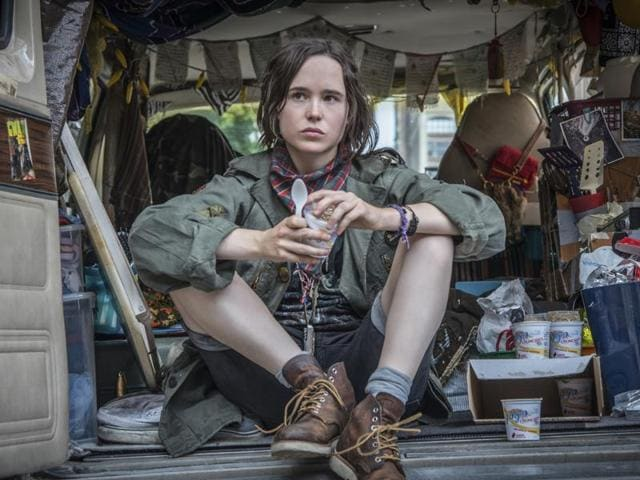 Tallulah: Ellen Page isn't Juno anymore.